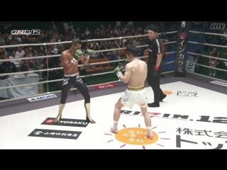 Kaito vs. Sho Ogawa (RIZIN FF - RIZIN 12 in Nagoya)