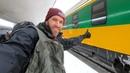 Winter Train Trip in Romania Bucharest to Brasov