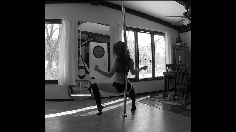 Breathe Me - Pole Dance Freestyle