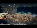 [Amway921WOT] Стрим - Assassin's Creed Odyssey - Прохождение Часть 11 - Убийство Циклопа