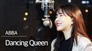Dancing Queen - Abba cover   Bubble Dia