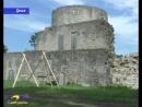 Археологические раскопки в крепости Копорье.