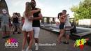 Kristofer Mencák and Elena Badzym Kizomba Dancing at KISF, Friday 01.06.2018