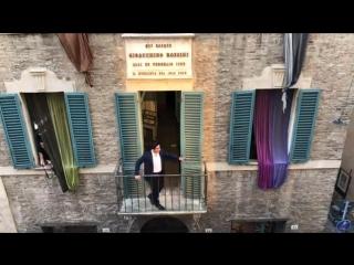 Rossini Opera Festival 2018 - Concerti dal balcone (Pesaro, 15.08.2018)