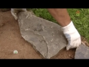 выкладка дорожек площадки и стенки