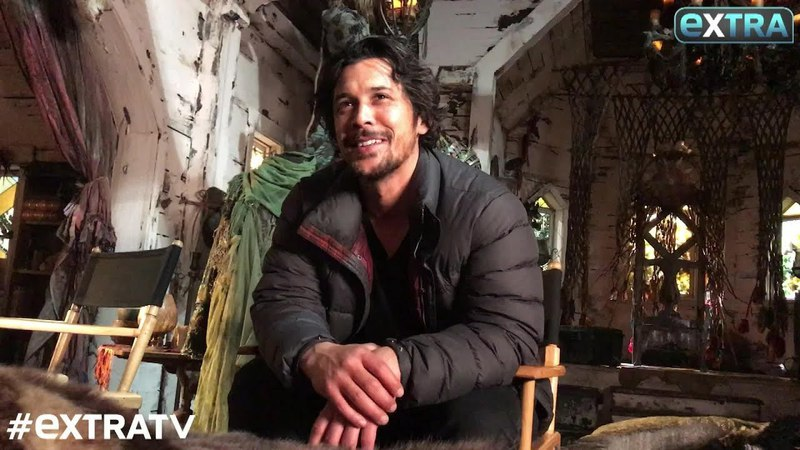 It's Happening! Bob Morley Talks Bellamy Clarke Reunion in 'The 100' Season 5