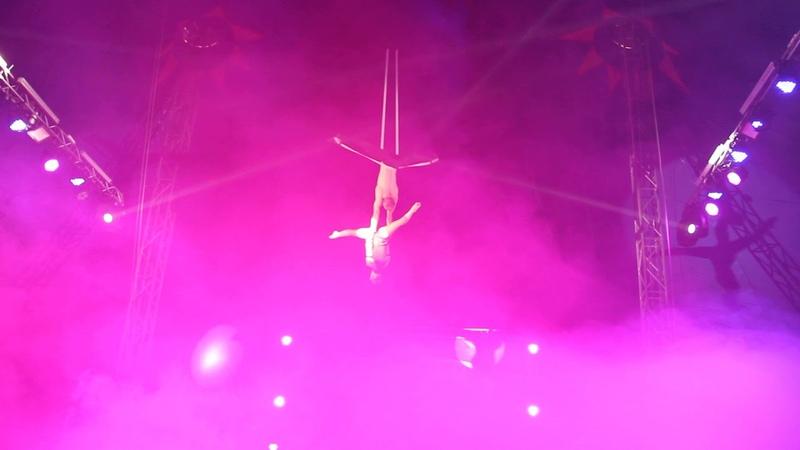 Цирк Арена Ягуар в Набережных Челнах