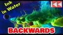 Ink in Water | Awesome Video Backwards HD | Краски в воде. Невероятно зрелищно
