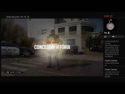 Transmissão ao vivo do PS4 de DeivitiMachado