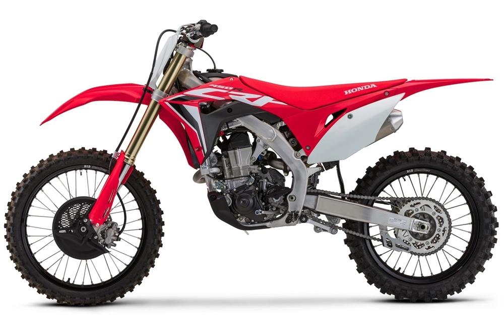 Внедорожные мотоциклы Honda CRF450R / CRF450RWE / CRF450RX 2020