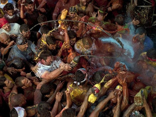 Крупнейшие всемирные фестивали, на которых стоит побывать хоть раз в жизни