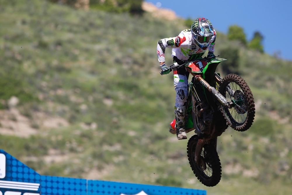 AMA Motocross 2018, этап 4 - Хай-Пойнт (результаты, видео)