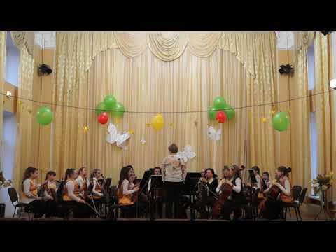 Образцовый камерный оркестр на конкурс г.Лида Беларусь