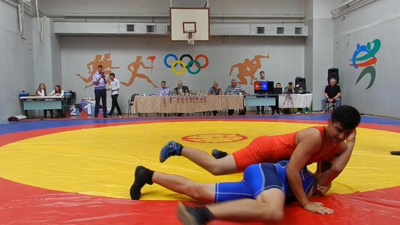 Саид - Шайгородский финал 75 кг