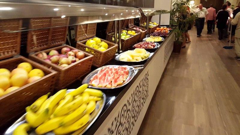 Sherwood Hotel Dinner Lara Antalya Türkei