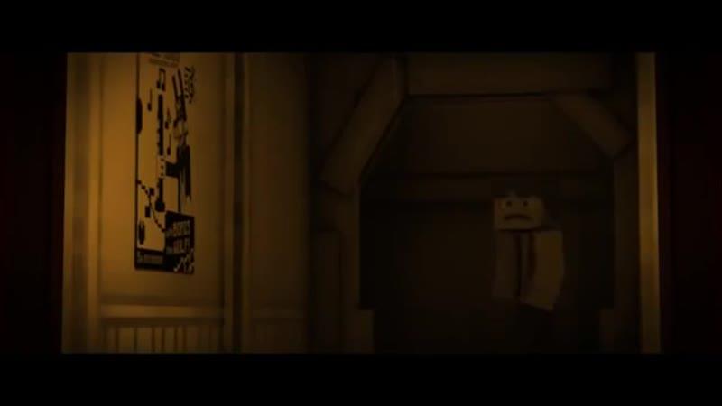Песня Бенди и чернильная машина 'Build our machine' _ Анимация MineCraft[RUS].mp4