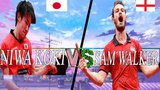 Koki NIWA vs Samuel WALKER (WTTTC 2018) - VERY GOOD Quality-