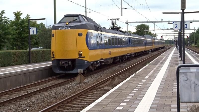 ICM vertrekt vanaf station Heerhugowaard!