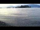 Озеро Маджори Вечерний прибой