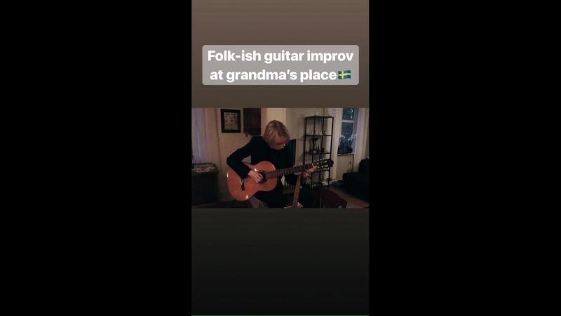 Insta Story YOHIO | Guitar