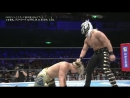 El Desperado Yoshinobu Kanemaru c vs Hiromu Takahashi BUSHI vs SHO YOH NJPW Sakura Genesis 2018