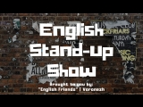 English Stand Up Show - Route 66 - 21.06.2018