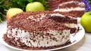 Торт Выручайка 20 Минут и торт на столе