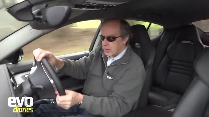 Porsche Panamera diesel ОБЗОР Дяди Гарри
