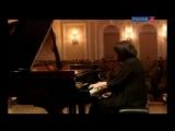 Элисо Вирсаладзе (ф-но), БЗК, 2015 - Шуберт. 4 экспромта op.142 + Лист. Испанская рапсодия. + Бах