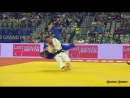 Best ippons in day 2 of Judo Grand Prix Zagreb 2018 утренние_иппоны