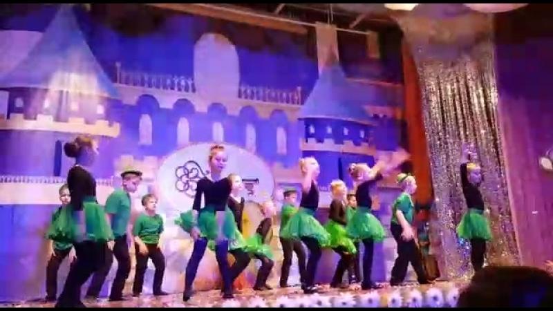 Танец черепашек.Мюзикл Буратино.2017.