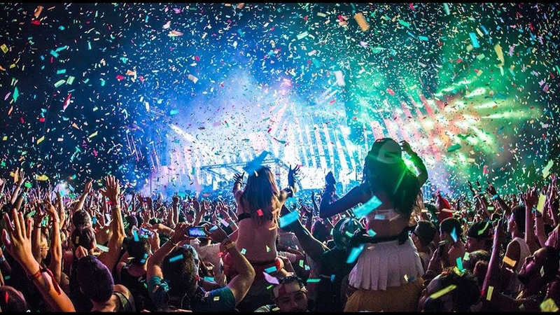 EDM Festivals In The World 3 - Europe II