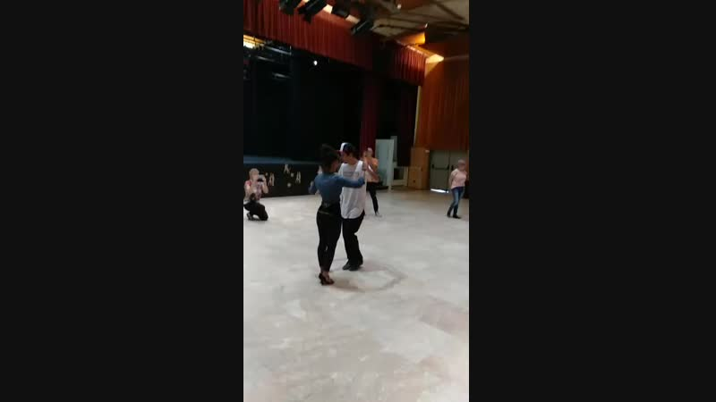 David Bruna, extra congress 26.11.2018 (связка фанкеаду)
