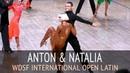 Антон Алдаев Наталья Полухина | Румба | WDSF Int Open - Кубок Империи 2018