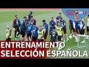 Entrenamiento de la Selección Española I Diario AS