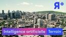 On part à la recherche de l'intelligence artificielle à Montréal Rad