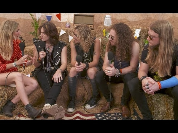 Tyler Bryant The Shakedown Interview At Ramblin' Man Fair 2018