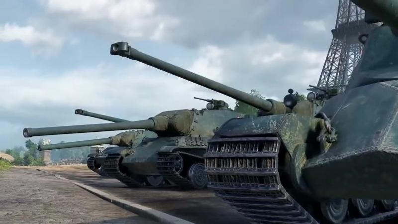 World of Tanks ОБНОВЛЕНИЕ (RITP)