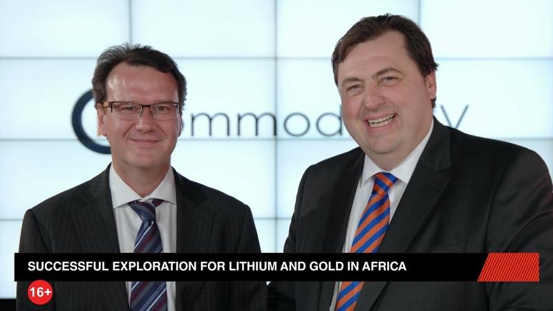 Интервью • Добыча лития и золота в Мали