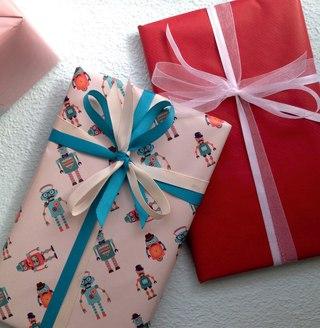 Cладкие новогодние подарки оптом 28