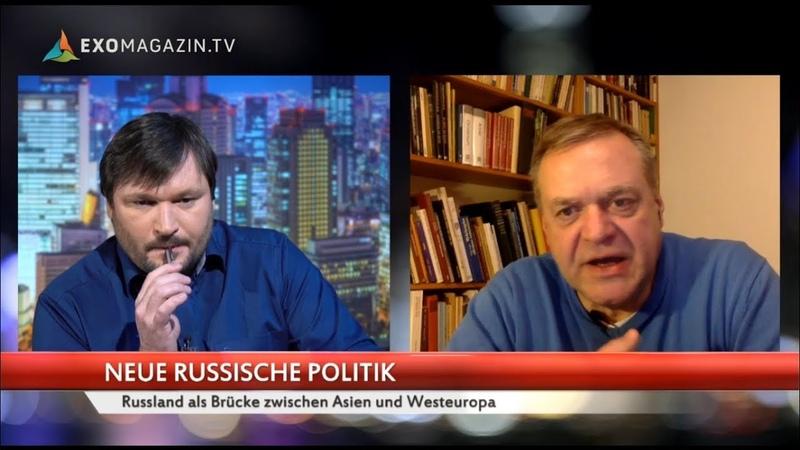 Немец. журналист: Россия это будущее! Европа разваливается по кускам