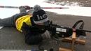 Биатлонные соревнования Снежный снайпер завершились в Раубичах