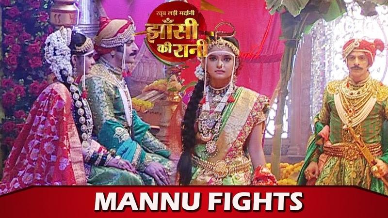 Jhansi Ke Rani Mannu Fight With Britishers Amid Her Wedding| Anushka Sen Interview