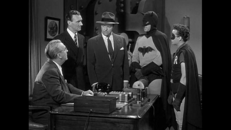 Бэтмен и робин 13. Вызов Мага