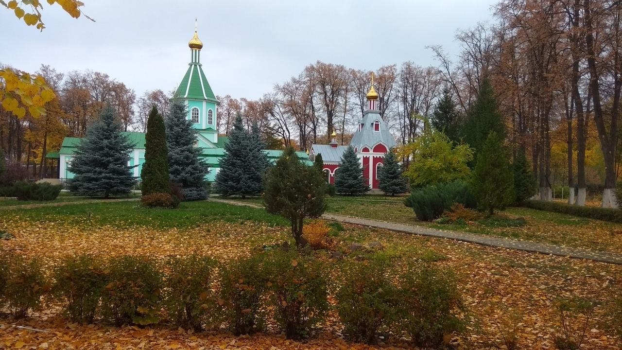 Афиша Воронеж 20 октября экскурсия в монастырь C. Cаровского!