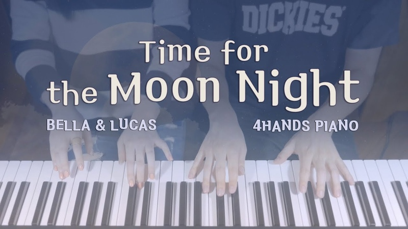 GFRIEND(여자친구) - Time For The Moon Night(밤) 4hands piano