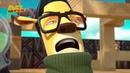 Running man Бегущий человек мульт [애니메이션 런닝맨2] 예고 '쁘띠아콩을 잡아라!' / 'Animation RunningMan' Preview