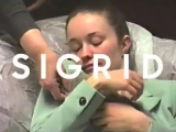 This clip of sigrid playing with in our office is one of the best things youll see all week. - - Watch what the Norwegian singer