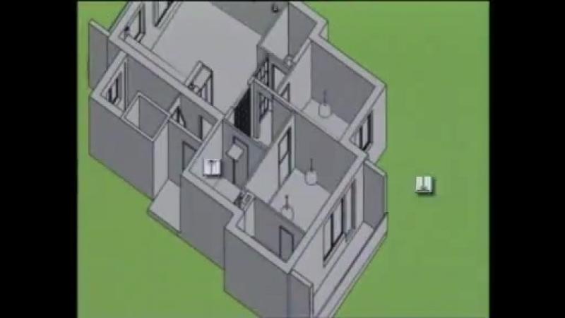 (staroetv.su) Квартирный вопрос (НТВ, 08.06.2002) Биологическая импровизация