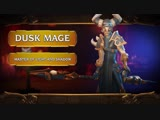 Трейлер Torchlight Frontiers - Представление класса Dusk Mage